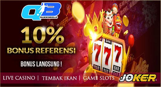 Situs Judi Slot Games Casino