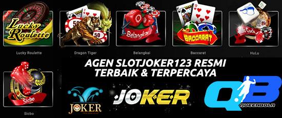 Akses Link Daftar Judi Slot Joker Online Terpercaya