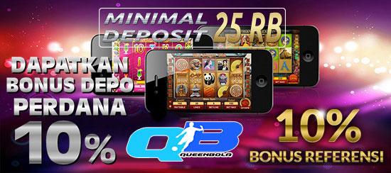 Situs Judi Slot Joker Deposit 25ribu