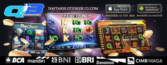 Tempat Daftar Game Slot Joker