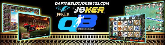 Daftar Slot Joker123 Taruhan Uang Asli