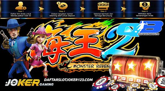 Joker123 Daftar Judi Slot Online