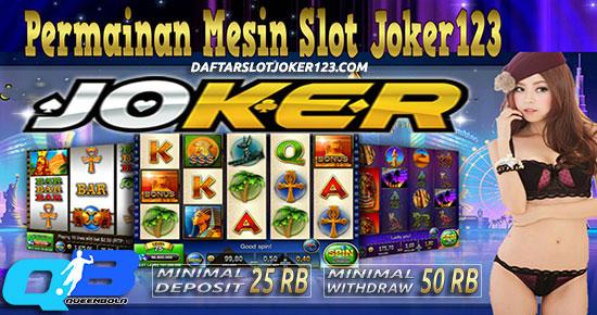 Situs Judi Slot Deposit 25ribu Uang Asli