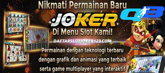 3 Tips Joker123 Agen Login