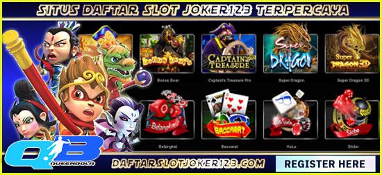 Permainan Judi Slot Joker Asia