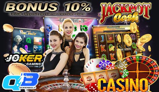 Situs Judi Slot Joker Online Terbaik