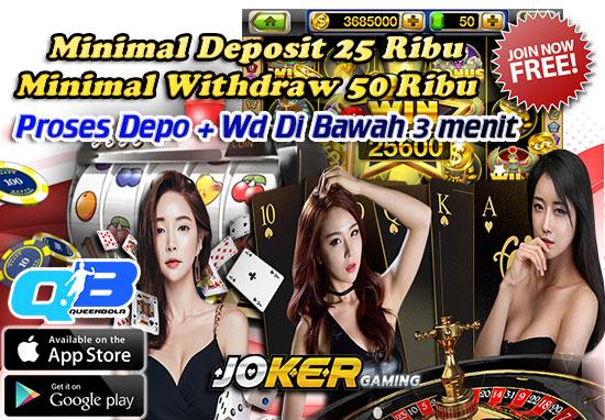 Daftar Agen Slot Joker Termurah Di Indonesia