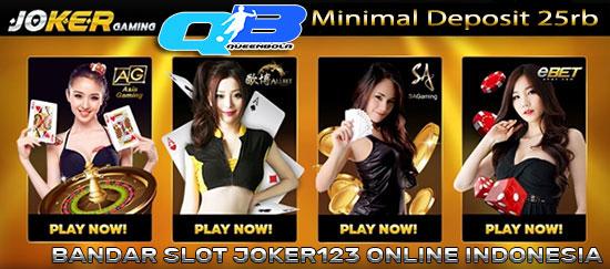Agen Situs Judi Slot Joker123