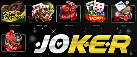 Daftar Agen Judi Slot Joker123