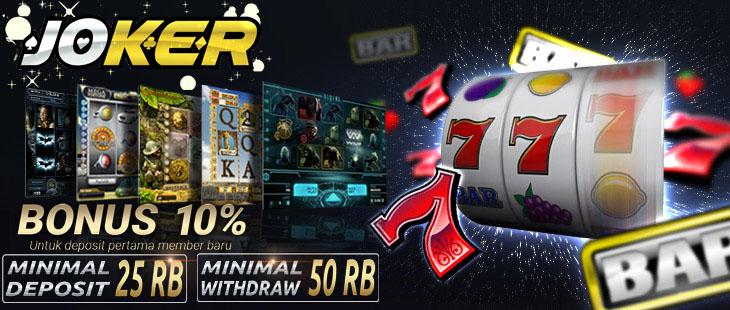 Daftar Online Game Judi Slot Joker123