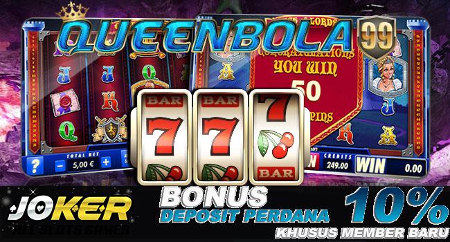 Situs Slot online joker123