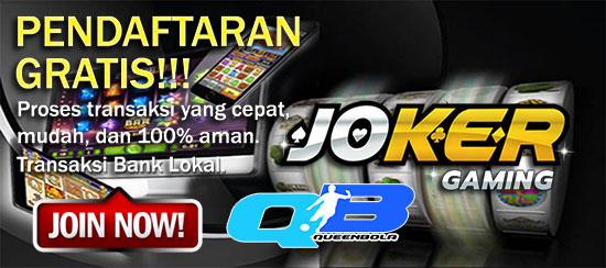 Situs Daftar Agen Judi Slot Joker123 Online