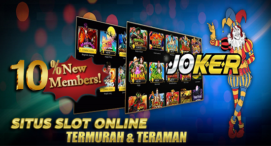 Daftar Situs Slot Joker123 Deposit 25rb Termurah