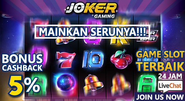 Cara Daftar Joker123 Di Situs Judi Slot Terpercaya