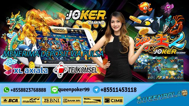 Daftar Slot Joker123 Game Judi Online Mobile