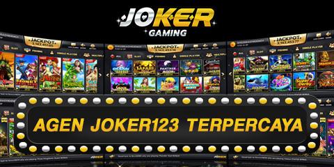 Agen Slot Joker123 Online Terbaik dan Terpercaya