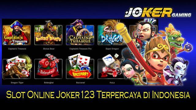 Daftar Akun Judi di Agen Slot Joker123 Terbaik Indonesia