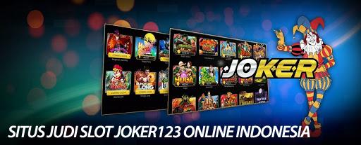 situs judi slot joker123 online indonesia