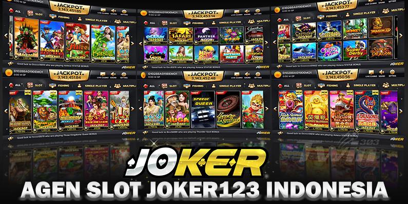 Panduan Daftar Joker123 Di Situs Judi Slot Online Resmi