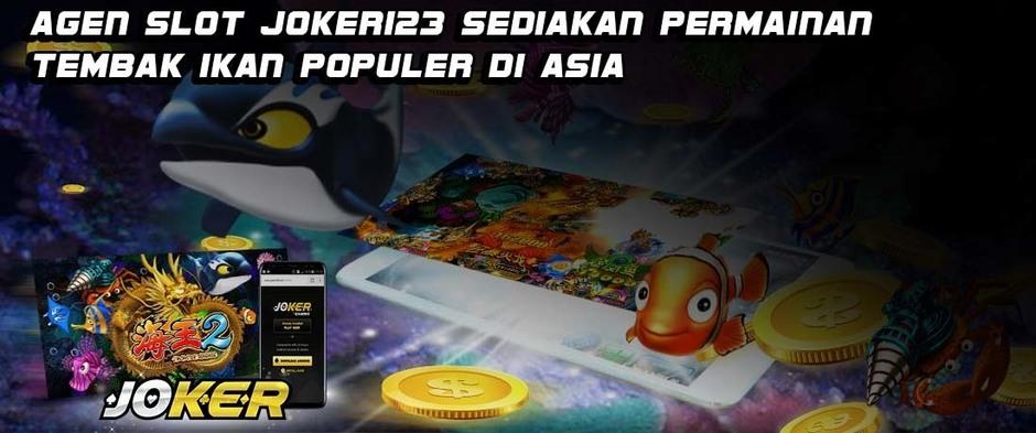 agen slot joker123 online terpercaya indonesia