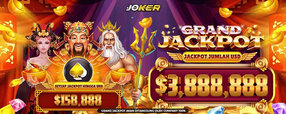 jackpot slot joker123