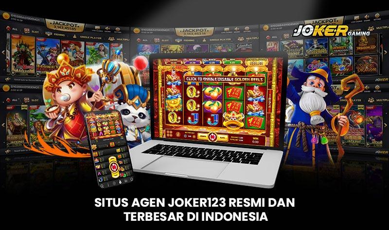 situs agen joker123 online resmi